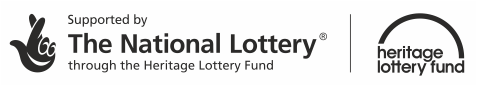 National Lottery Heritage Lottery Fund Logos